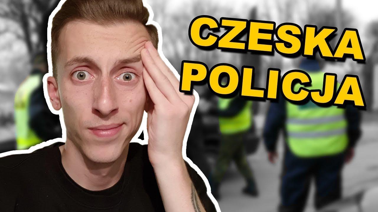 ZŁAMAŁEM PRZEPISY PRZED CZESKĄ POLICJĄ! [Zobacz wideo]