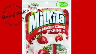 FoodMania Review: Milkita - Milk Shake Candy