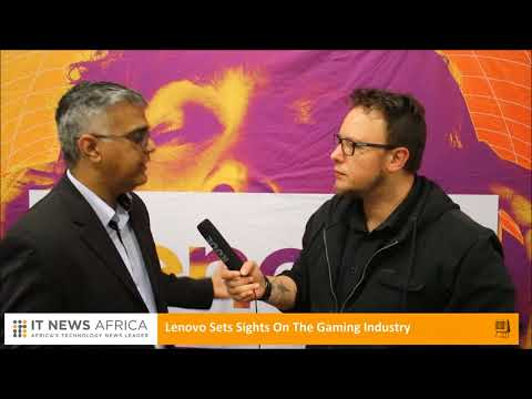 Lenovo Sets Sights on the Gaming Industry in Africa