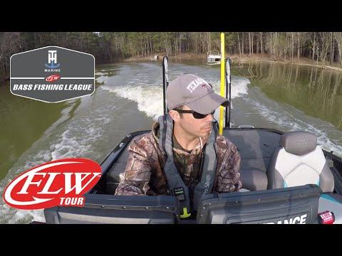 Kerr Lake North Carolina BFL Practice Day 1