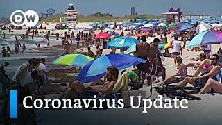 Coronavirus Update - Latest Developments Around The World | Dw News