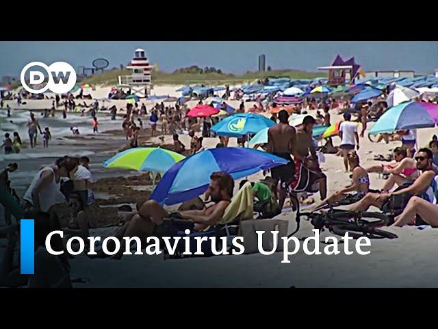 Coronavirus update - Latest developments around the world   DW News