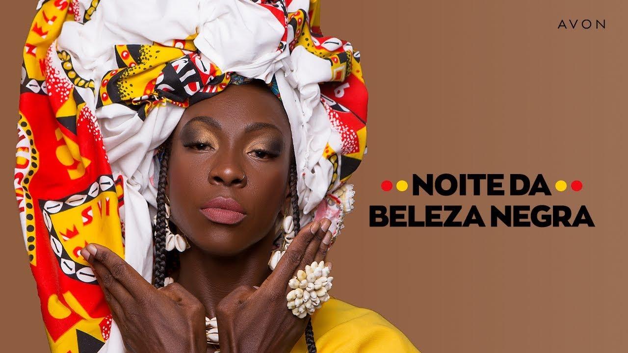 Resultado de imagem para Noite da Beleza Negra