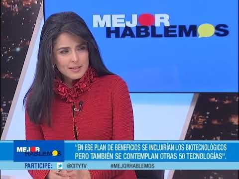 Entrevista al ministro de salud, Juan Pablo Uribe   CityTv