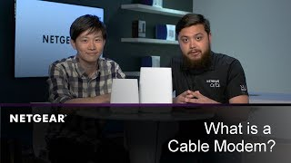 What is a Cable Modem? | NETGEAR
