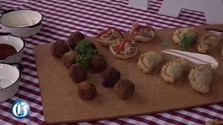 I LOVE PAELLA: Delicious Spanish and Mediterranean food from chef Enric Escriva.