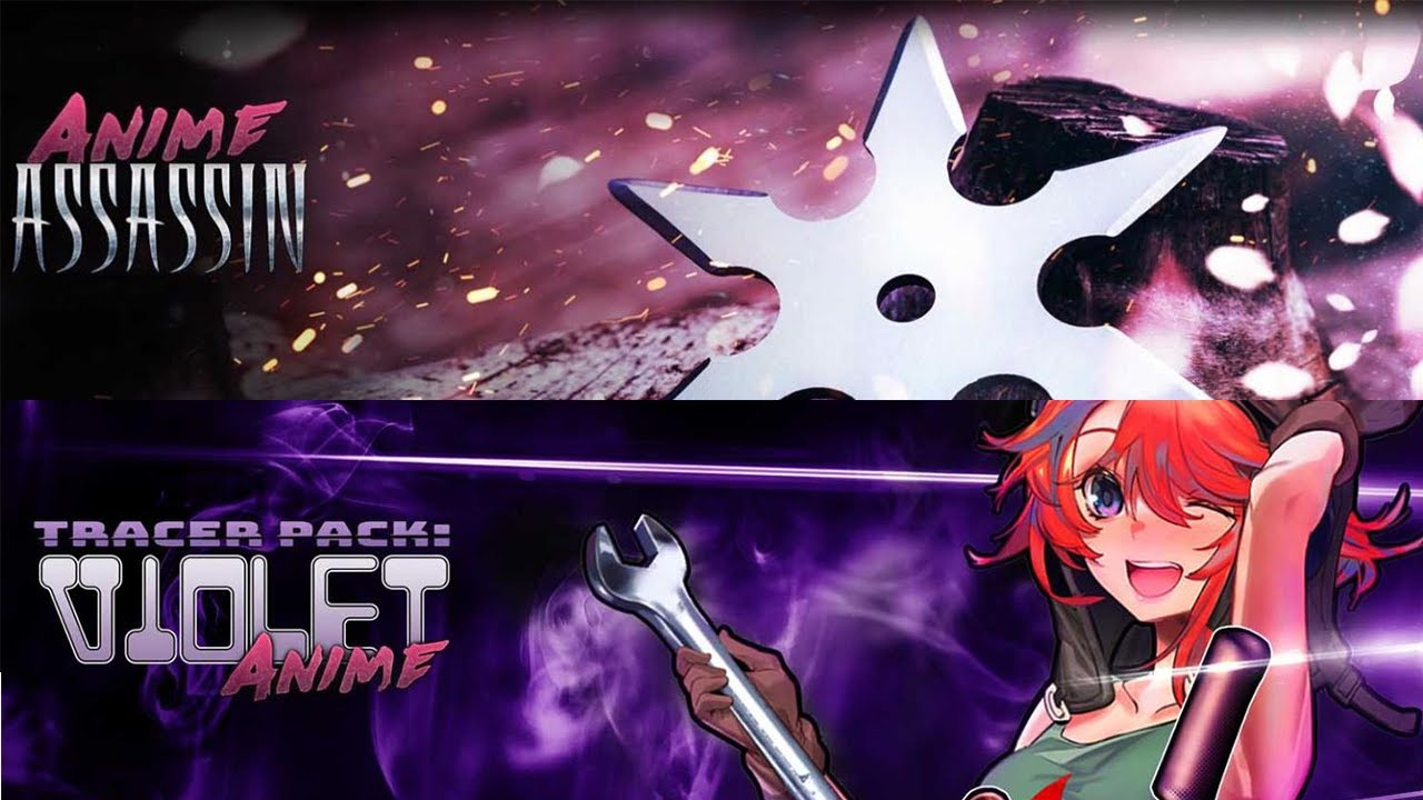 Tracer Pack Violet Anime And Anime Assassin Bundles Youtube It is a reboot of the original modern warfare trilogy. tracer pack violet anime and anime assassin bundles