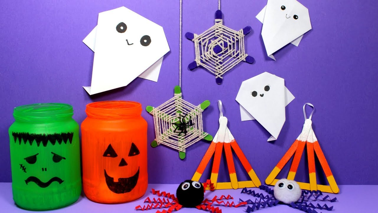 easy halloween crafts for kids easy craft crafts for 6520