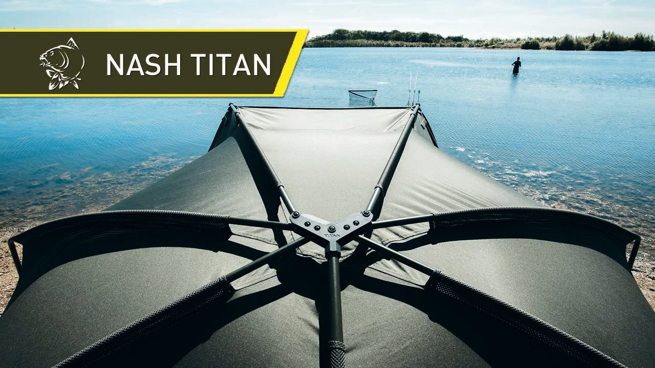 Nash Titan T1 1 Man Bivvy Zelt