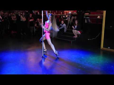 Людмила Палатова Beauty Pole Fest IV 2014 Харьков