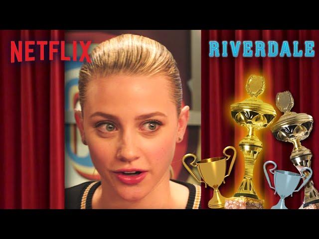 The Best of Riverdale Awards | Netflix