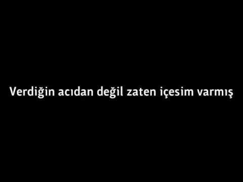 Zakkum - Gidiyorum Yolcu Et Lyrics