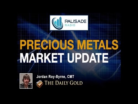 Precious Metals Video Market Update: Short-Term Rally On Track - 1/5/2016