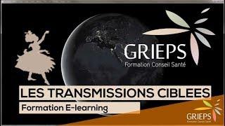 Formation sur les Transmissions Ciblées en e-learning