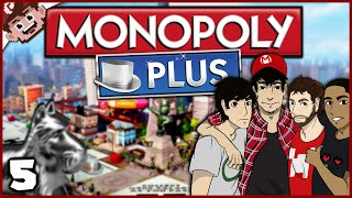 DONT SCREW US! (Monopoly Plus: Part 5 w/ The Derp Crew)