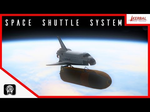 KSP Mod | Space Shuttle System