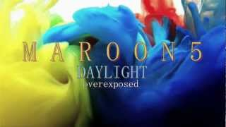Repeat youtube video Maroon 5 - daylight HD (lyrics)