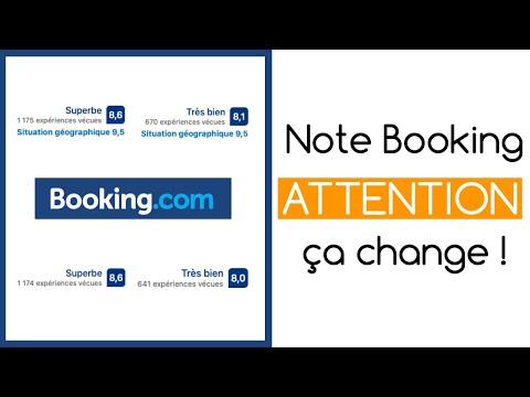 ⚠️  Note Booking.com - Attention ça change ! L' OTA Booking.com change la donne