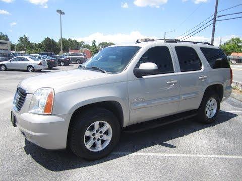 SOLD 2007 GMC Yukon SLT 2WD VORTEC Meticulous Motors Inc Florida For Sale