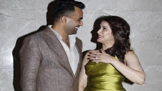 Cricketer Zaheer Khan & Sagarika Ghatges ENGAGEMENT PARTY VIDEO