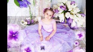 ДЕтСкаЯ ФоТоСЕсСиЯ Flower Photo Studio!!! Liska Kitty