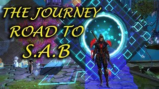 GW2 The Journey - Road to S.A.B.