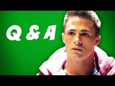 Arrow Season 2 Q&A - Superbowl 2014 Edition