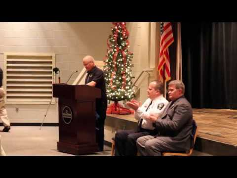 Peace Officer Academy Graduation | Edison State Community College