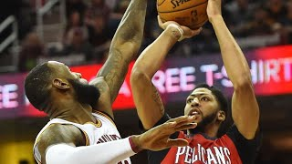 Anthony Davis WILL BE BETTER THAN LeBron If He Does WHAT?...