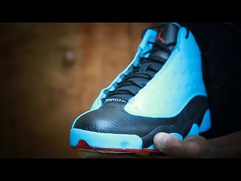 online store bb56f c0b0a Air Jordan Retro 13 XIII Gamma Blue HD