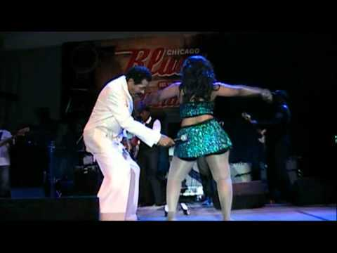 Bobby Rush performing live at 2013 Chicago Blues Festival
