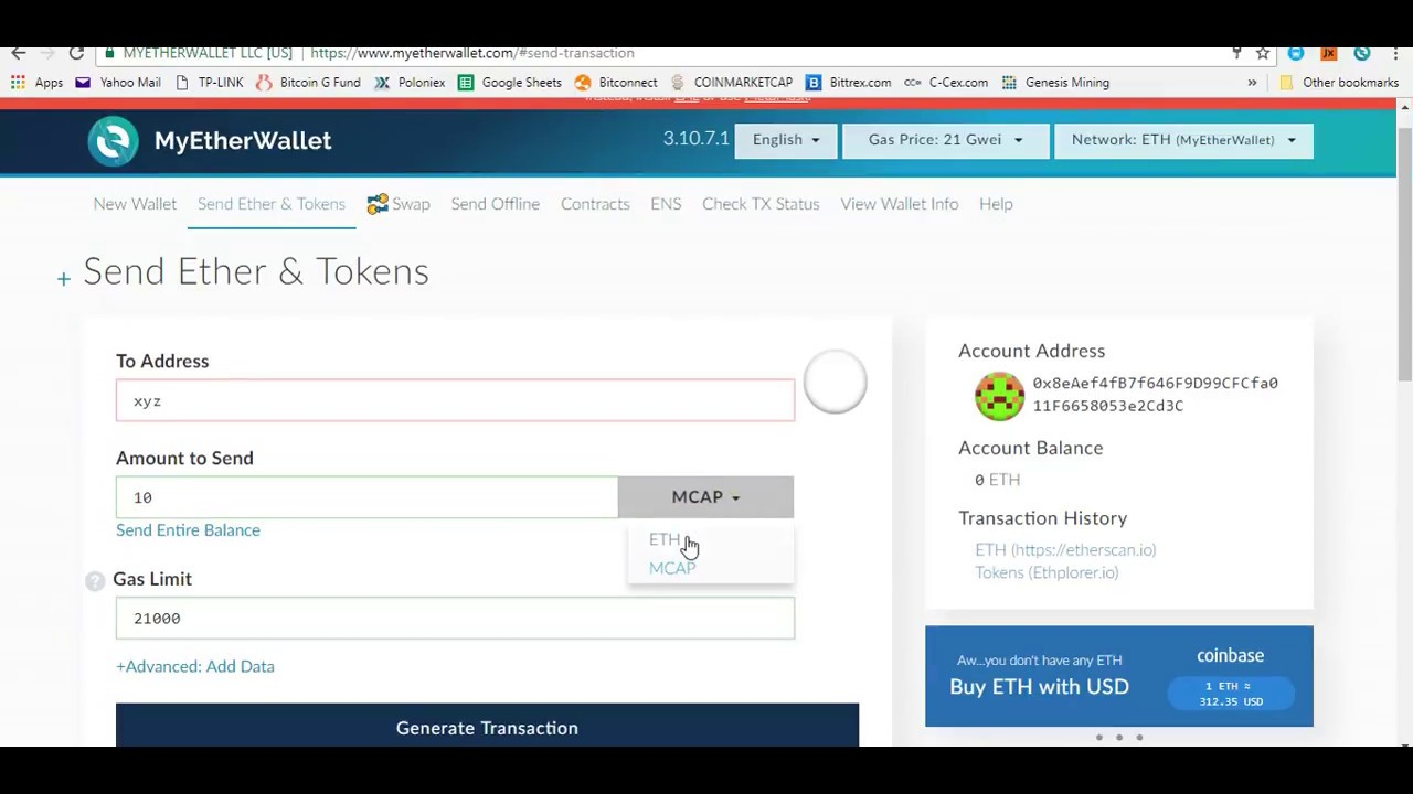 How To Withdraw Etherdelta To Myetherwallet Bittrex Trading Fees