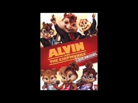 Pitbull Feat. Nayer & Mohombi - Suave (Kiss Me) [Alvin And The Chipmunks Version]