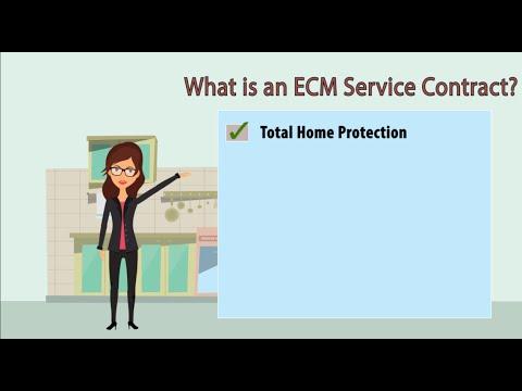 ECM Home Service Warranty
