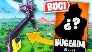 FORTNITE'S MOST BUG LEGENDARY SKIN: Battle Royale!
