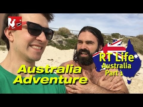 RT Life - Australia Adventure Part 1