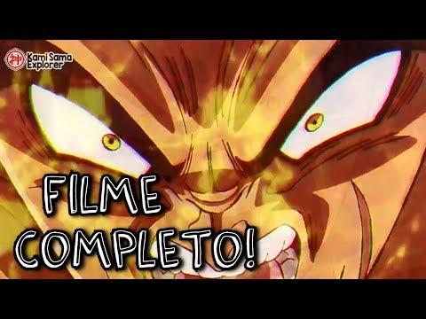 Filme completo! Mega Spoilers de Dragon Ball Super Broly! Começo ao Fim!