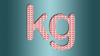 Un kilogramme pese 1 kg - SI - 03
