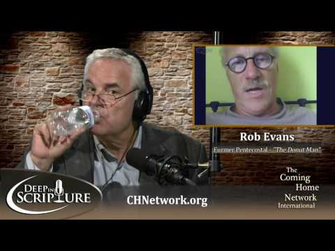 What does it mean that the Creator of the Universe took on flesh? Genesis 1 and John 1 - Rob Evans
