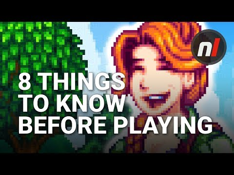8 Things You Need to Know About Stardew Valley Before Playing It