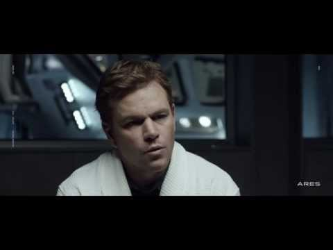 The Martian: Ares 3 Crew s  Viral Video, Matt Damon, Jessica Chastain