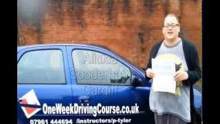 Intensive Driving Courses Cardiff | Driving Lessons Cardiff