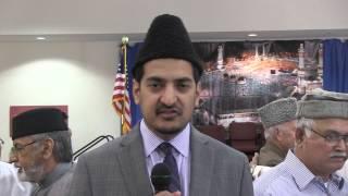 English News Report Eid Ul Adha in USA