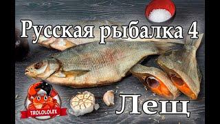 Русская рыбалка 4 Лещ Старый острог