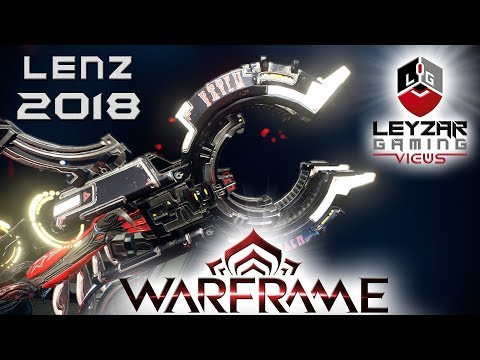 Lenz Build 2018 (Guide) - The Space Bow (Warframe Gameplay)