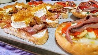 Tosta castellana y tosta asturiana