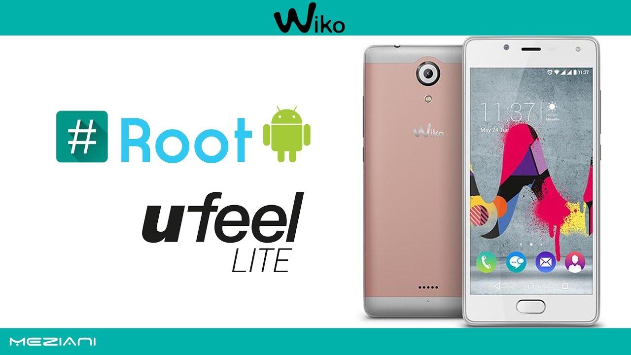 How to Root Wiko U Feel Lite