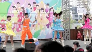 MOMO歡樂谷 - 快樂歌 - 專輯8 簽唱會 @ 南紡夢時代