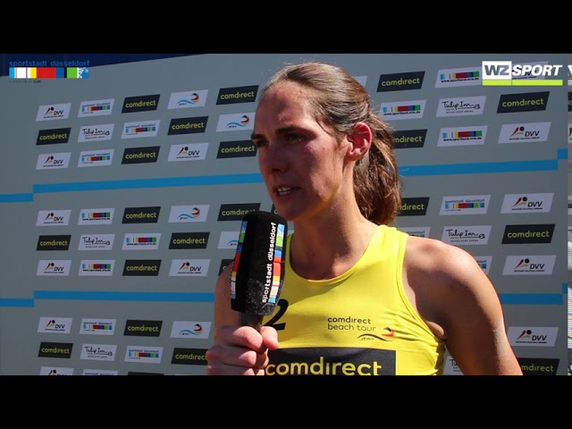 31 07 2020 Comeback von Olympiasiegerin Kira Walkenhorst