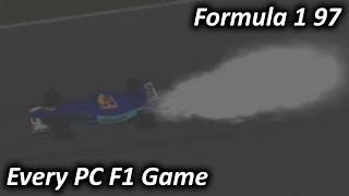 Formula 1 97 (1998) - Every PC F1 Game